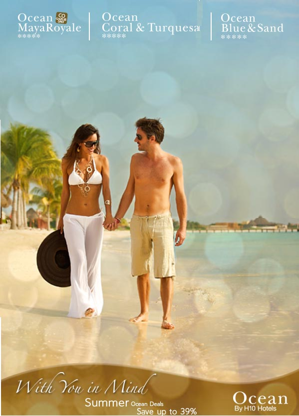 All-Inclusive Luxury Ocean by H10 Hotels Summer Sale